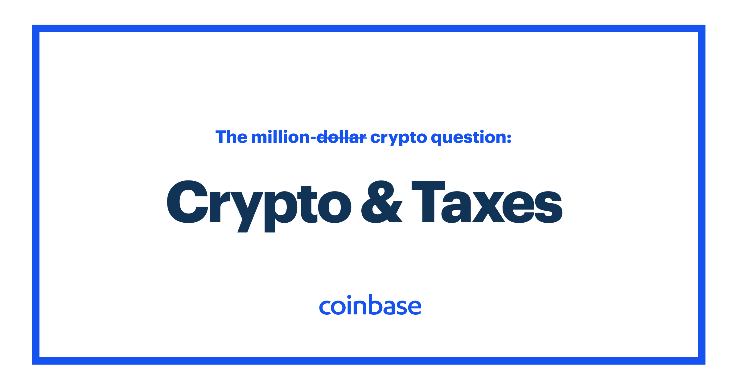 Crypto and Bitcoin Taxes in the US: 2019 Edition | Coinbase