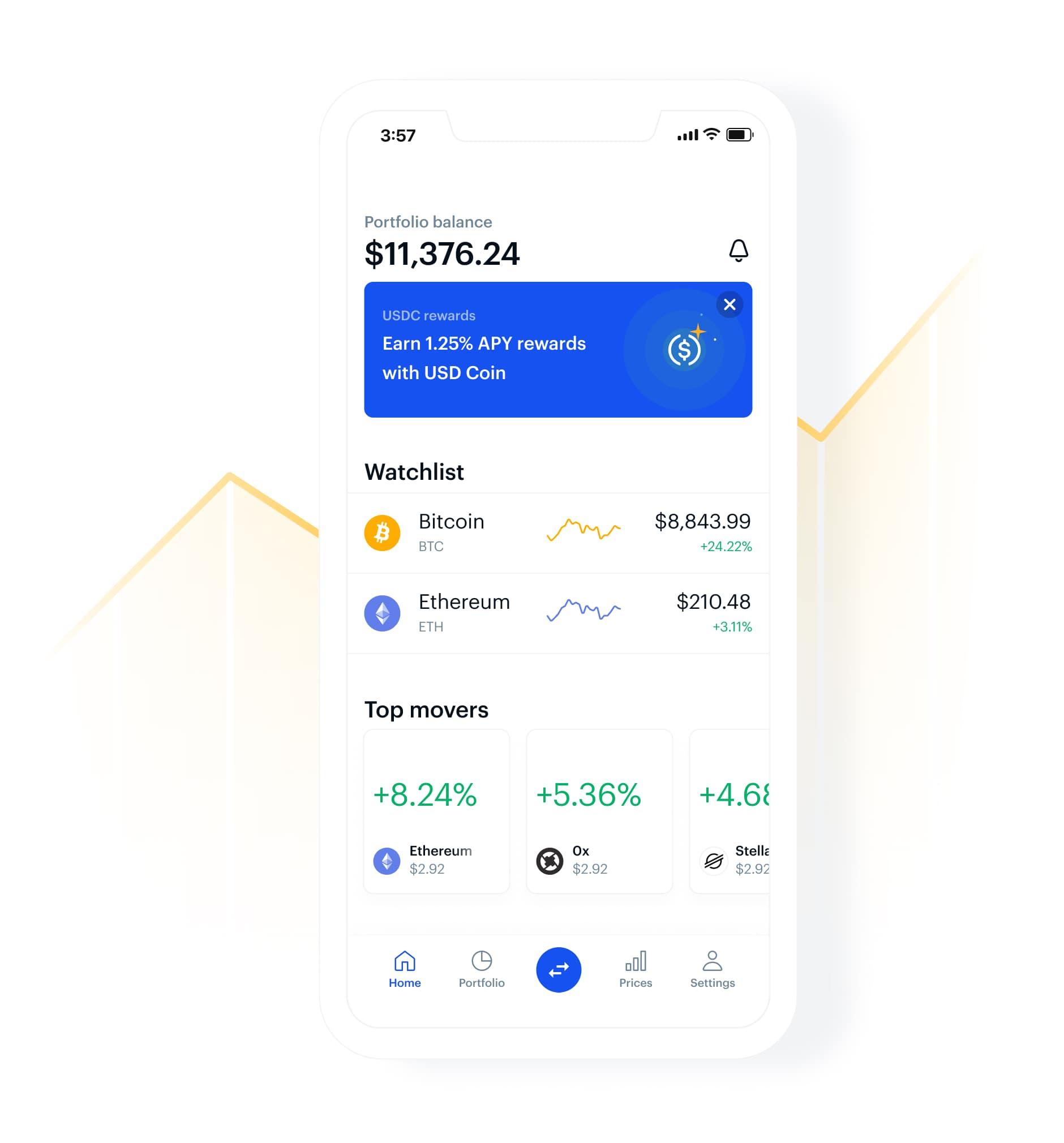 commercio bitcoin a ethereum coinbase)