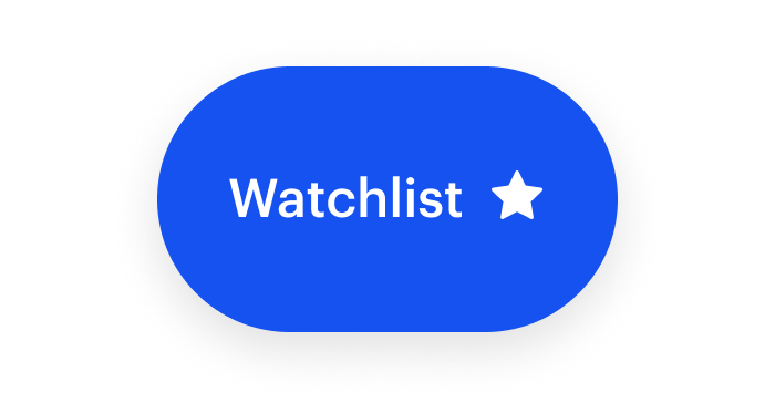 The new Coinbase watchlist allows anyone to personalize their dashboard to track any of the top 50 cryptocurrencies, for instant access to check bitcoin prices and ethereum prices.
