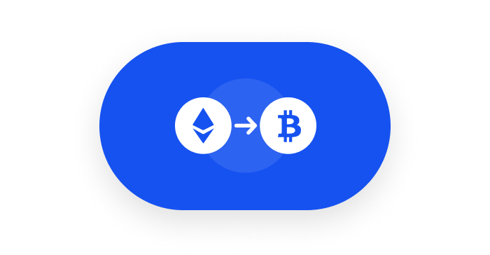 Coinbase convert allows you to directly swap one crypto for another.  customers can convert between Bitcoin (BTC) and Ethereum (ETH), Ethereum Classic (ETC),  Litecoin (LTC), 0x (ZRX), or Bitcoin Cash (BCH).